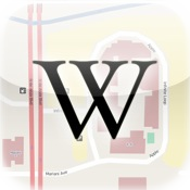 WikiPlaces — Wikimapia access on the go