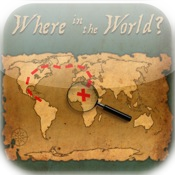 Where in the World? FREE