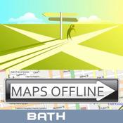 Bath Map Offline