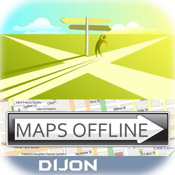 Dijon Maps Offline
