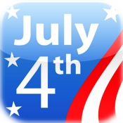 July 4th - Independence Day - Countdown