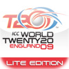 CRICKET ICC WORLD Twenty20 England 09 LITE