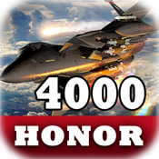 Jet Fighters 4000 Honor Points