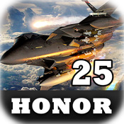 Jet Fighters 25 Honor Points