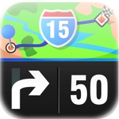 Mobile Maps USA GPS Navigation