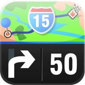 Mobile Maps USA GPS Navigation