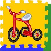 Toddler Teasers Transportation