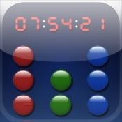 True Binary Clock