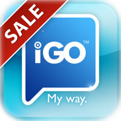 Navigation for Western Europe - iGO My way 2010