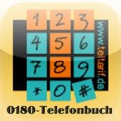 0180-Telefonbuch