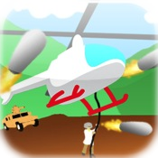 Rescue Chopper - Retro Arcade Flight Control
