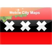 Amsterdam Street Map Lite