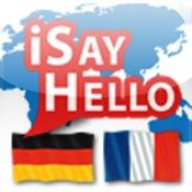 iSayHello Deutsch-Französisch