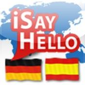 iSayHello Deutsch - Spanisch