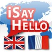 iSayHello Englisch - Französich