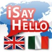 iSayHello Englisch - Italienisch