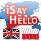 iSayHello Englisch - Polnisch