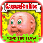 Garbage Pail Kids - Find the Flaw