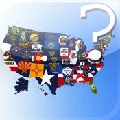 Amerikanische Flaggen Quiz