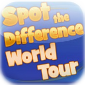 Spot the Difference! World Tour