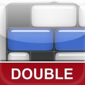 Blue Block Double
