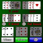 Hold'em Video Poker