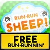 Run Run Sheep : Free Run Runnin