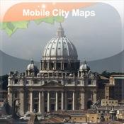 Rome Street Map Lite