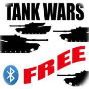 Bluetooth Tank Wars