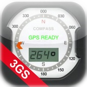 Magnetic Compass for 3Gs