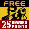 Mafia Wars 25 Reward Points FREE