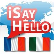 iSayHello Französisch - Italienisch