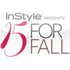 InStyle 15 for Fall