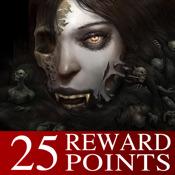 Vampires:Bloodlust 25 Rewards Points FREE