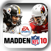 MADDEN NFL 10 by EA SPORTS