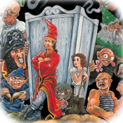 Simon the Sorcerer 2: Il Leone, la mago e l'armadio