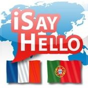 iSayHello Französisch - Portugiesisch (EU)