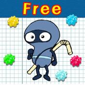 StrawNinja : Just Run Free VER 2.1