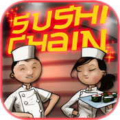 Sushi Chain Sushi, Tokyo, China, Shinjuku, Shibuya, Roppongi, Harajuku, Sushi game, sushi puzzle, すし, 寿司, お寿司