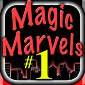 Magic Marvels #1