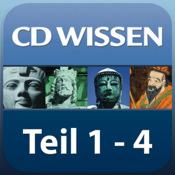 CD WISSEN Weltgeschichte 1-4