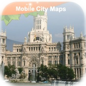 Madrid Street Map Lite