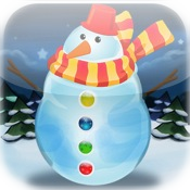 Snowman Math (Santa's Christmas Village)