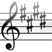 Music Key Signature Trainer