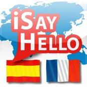 iSayHello Spanisch - Französisch