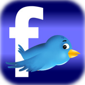 Chat 'n Walk - for Twitter, Facebook, SMS and Email