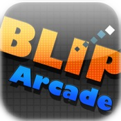 Blip Arcade - Three players at once!